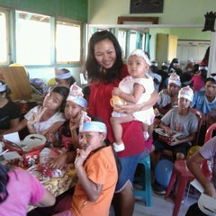 Photo taken at Panti Asuhan Kasayang Ikang Papa by Wahyu N. on 3/26/2012
