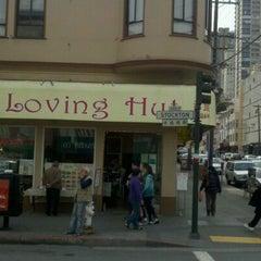 Photo taken at Loving Hut by Konstantinos L. on 4/9/2012