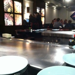 Photo taken at Tsukasa of Tokyo by Patty H. on 1/23/2012