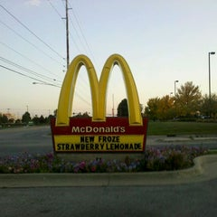 Photo taken at McDonald's by Blake L. on 10/4/2011