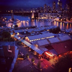 Photo taken at Granville Island Public Market by Anthony M. on 6/8/2012