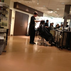 Photo taken at Aveda Institute by Eric H. on 1/18/2012