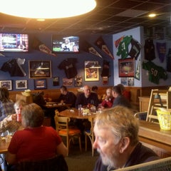 Photo taken at Mike & C's Family Sports Grill by Barbara S. on 11/6/2011