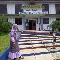 Photo taken at Pondok Pesantren Darul Muttaqien by Budi R. on 2/9/2012