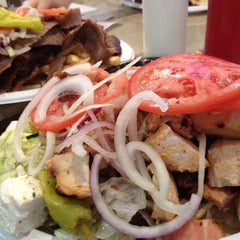 Photo taken at Oakland Gyros by Matt T. on 5/28/2012
