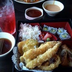 Photo taken at Tokyo Japanese Steak House & Sushi Bar by Brooke ♥ B. on 4/3/2012