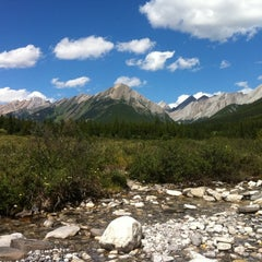 Photo taken at Banff National Park by Sandeep R. on 8/16/2011