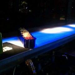 Photo taken at China Blue Night Club by Kayla D. on 1/29/2012