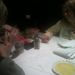 Photo taken at Romano's Macaroni Grill by KC A. on 12/24/2010