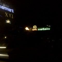 Photo taken at Hotel Merbabu by Teya M. on 8/31/2012