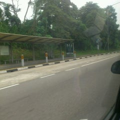 Photo taken at Bukit Batok Road by puteri s. on 11/3/2011