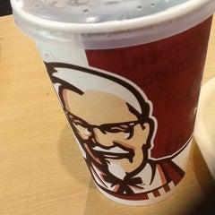 Photo taken at KFC by Santiago P. on 2/27/2012