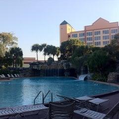 Photo taken at Radisson Resort Orlando - Celebration by William K. on 2/16/2011