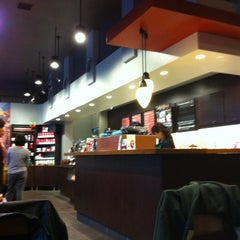 Photo taken at Starbucks Coffee 茅場町店 by Jun A. on 11/3/2011