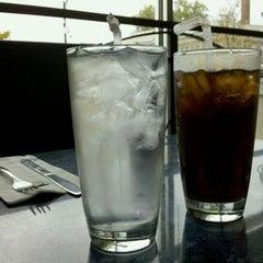 Photo taken at Ambrosia Taverna by Scott D. on 10/19/2011