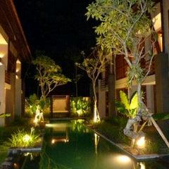 Photo taken at Casa Bidadari by Meta D. on 11/9/2011