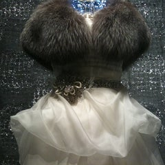 Photo taken at Vera Wang by Stephanie on 11/14/2011