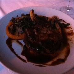 Photo taken at Fraiche Restaurant by Fiofio W. on 5/13/2012