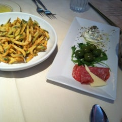 Photo taken at Areo Ristorante by Heather J. on 7/12/2012