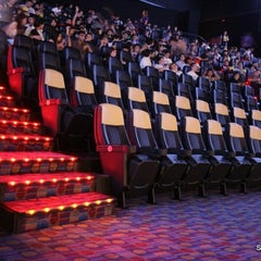 Photo taken at IMAX Theatre Showcase by Cines Argentinos on 6/21/2012