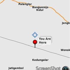 Photo taken at Stasiun Kedunggalar by BIMO N. on 6/15/2012