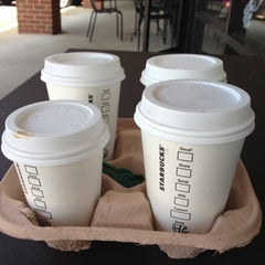 Photo taken at Starbucks by Caroline E. on 8/5/2012