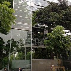 Photo taken at Fondation Cartier pour l'Art Contemporain by Francesco T. on 5/15/2012