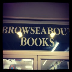 Photo taken at Browseabout Books by Matthew M. on 6/26/2012