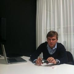 Photo taken at Tallinn Science Park Tehnopol HQ by Valeri T. on 5/8/2012