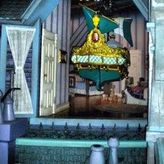 Photo taken at Peter Pan's Flight by Sean on 8/18/2012