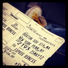 Photo taken at Amtrak 137 by AJ L. on 5/25/2012