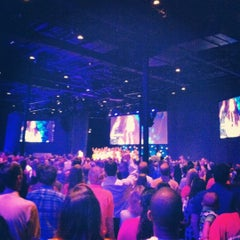 Photo taken at Passion City Church by Cameron C. on 5/20/2012