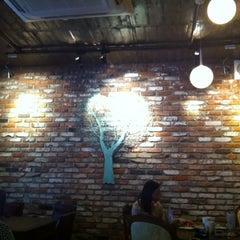 Photo taken at If Coffee&Cake by Seungwon J. on 6/30/2012