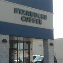 Photo taken at Starbucks by Mark B. on 8/4/2012