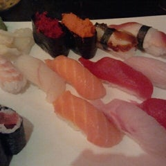 Photo taken at Iron Sushi by Leony N. on 9/1/2012