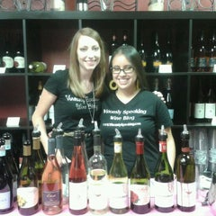 Photo taken at Vinously Speaking - An Eclectic Wine Shop & Blog by Tori B. on 5/13/2012