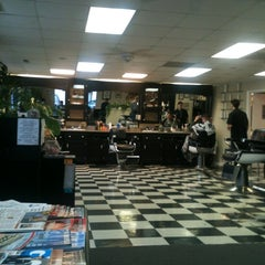 Photo taken at House Of Hair by David M. on 3/24/2012
