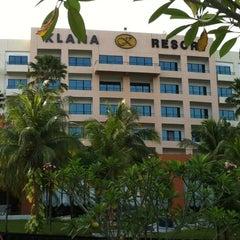 Photo taken at Klana Resort Seremban by Salmie S. on 4/13/2012