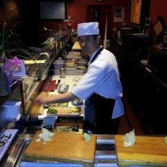 Photo taken at Hon Machi Grill - Ocotillo by Ryan I. on 7/11/2012