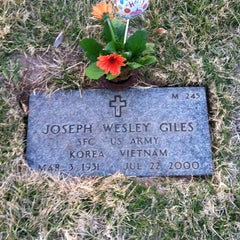 Photo taken at Southern Nevada Veterans Memorial Cemetery by Nicole G. on 3/5/2012