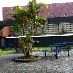 Photo taken at University of Mauritius by Katia M. on 4/20/2012