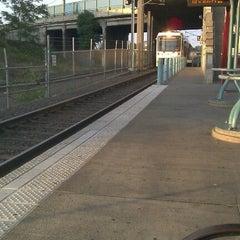 Photo taken at TriMet NE 60th Ave MAX Station by Shaz L. on 8/11/2012