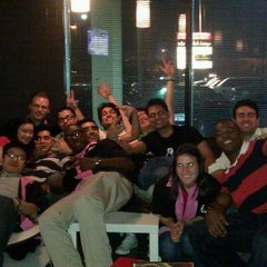 Photo taken at Mist Hookah Lounge by Charles H. on 4/18/2012