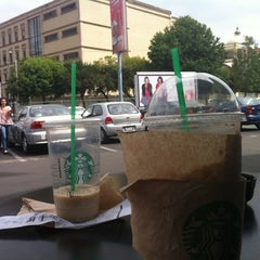 Photo taken at Starbucks by Mimi P. on 9/11/2012