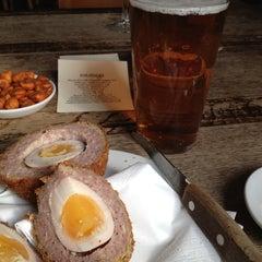 Photo taken at St John's Tavern by Jon M. on 3/10/2012