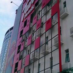 Photo taken at Tune Hotels by badzman1004 เ. on 7/21/2012