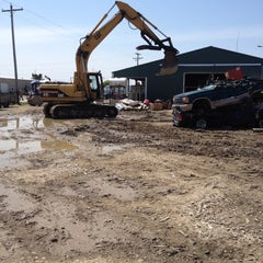 Photo taken at TnT Recycling by Natalie T. on 5/7/2012