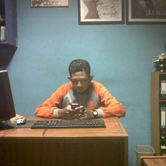 Photo taken at Embassy Hugos Office by Aries H. on 8/31/2012
