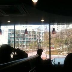 Photo taken at Starbucks by Jaehee K. on 3/21/2012