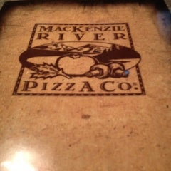 Photo taken at MacKenzie River Pizza Co. by Laura C. on 3/30/2012